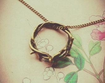 Bramble Charm Necklace