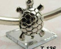 Tortoise or Turtle  - European Big Hole Charm