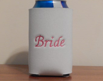 Cute girly Bride can cooler