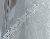 Narrow Vintage Bobbin Lace
