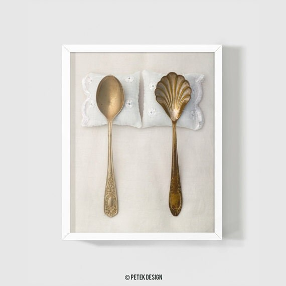 Wedding Poster / Spooning Fine Art Photography Photo Print / Bedroom Decor / Anniversary Gift / Minimalist Art / White & Rustic / Still Life