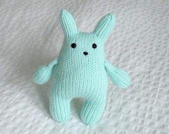 Light blue Squishy Bunny