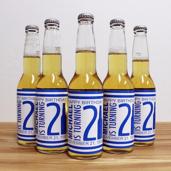 Custom Beer Bottle Labels Personalized Wedding By: Custom Beer Bottle Labels Personalized 21st Birthday