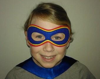 Superman Masks / Supergirl Masks / Custom Mask