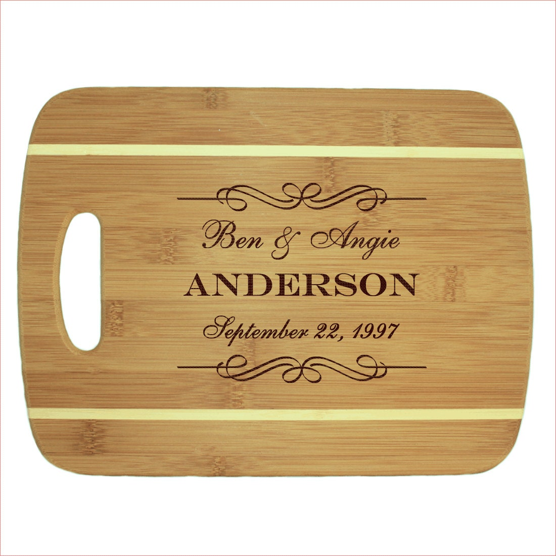 Personalized Cutting Board Personalized By Engravablecreations
