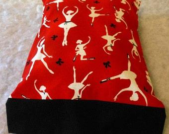 Pillowcase Travel Size Dancing Girls
