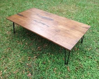 Rustic Wood Coffee Table Wood Table Rustic Wood Reclaimed Wood Coffee Table