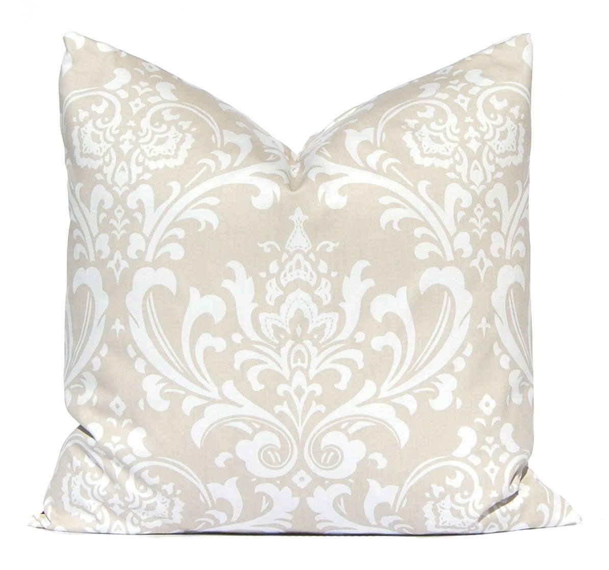Throw Pillow Euro Sham : Euro Sham Pillow Decorative Pillow Throw by FestiveHomeDecor
