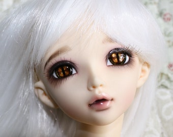 BJD eyes Doll eyes Hand made available in 12/14/16/18/20/22/24mm Gothika made to order