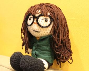 Crochet Daria Doll