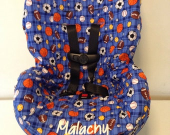 sports fabric toddler Car Seat Cover