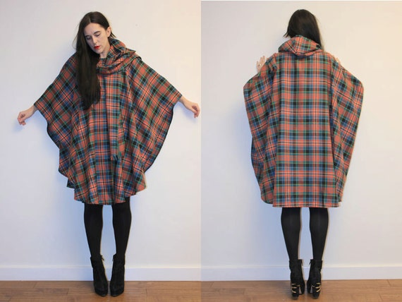 how to make a hooded cape out of a blanket