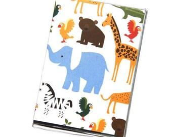 PASSPORT COVER - Animal Fair
