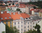 Prague Rooftops - 8x10 Fine Art Photograph