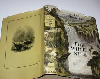 Moorehead,The White Nile, History, 1971, Books Movies Music, Books, Explorers, Travel Books, Jungle Books,