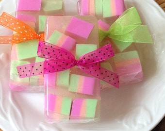 Summer Melon Glycerin Soap