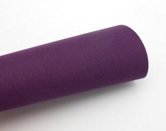 Purple - Book Cloth Swatch - Rayon Book Cloth