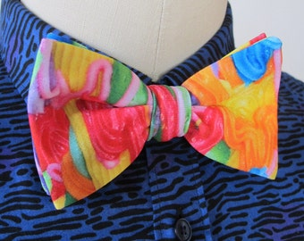 Frosting Bow Tie