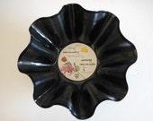 PRINCE Recycled Record Bowl (Purple Rain)