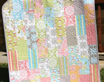 Popular items for Shabby chic quilts on Etsy