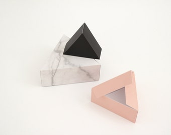 Gift Boxes Triangles SNUG.TRIANGLE / 3 boxes