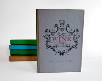 Customized Wine Journal