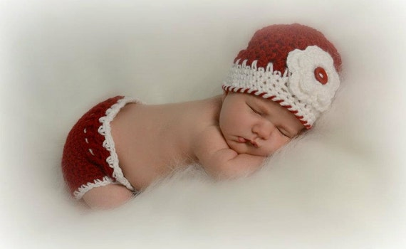Christmas Candy Cane Hat