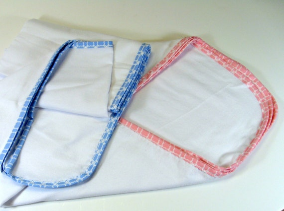 Clover Receiving Blanket for Boys or Girls