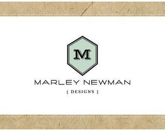 PreDesigned Logo - PreMade Logo - Vector Logo - Monogram Logo - MARLEY Logo Design