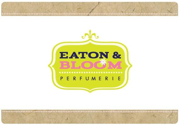 PreDesigned Custom Vector Logo EATON & BLOOM - Custom Business Branding