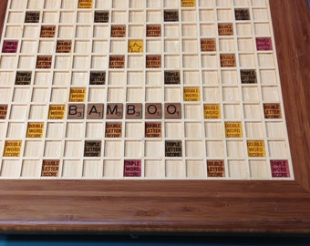 Custom Scrabble Board