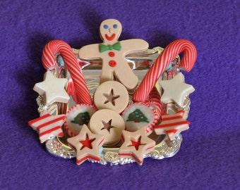 Christmas desert  assortment doll food for American Girl doll