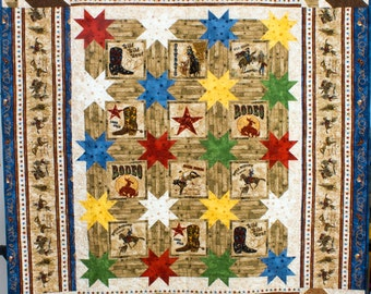 Rodeo Star Quilt