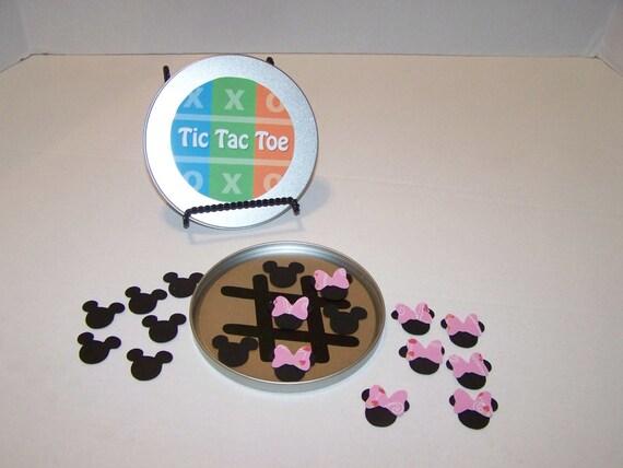 Tic Tac Toe Game - travel game