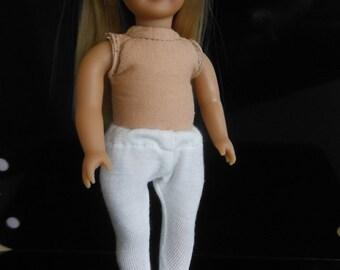 Clothes for Mini American Girl doll, Mini American Girl Clothes, Tights for Mini American Girl, Clothes for  6 1/2 inch American Girl