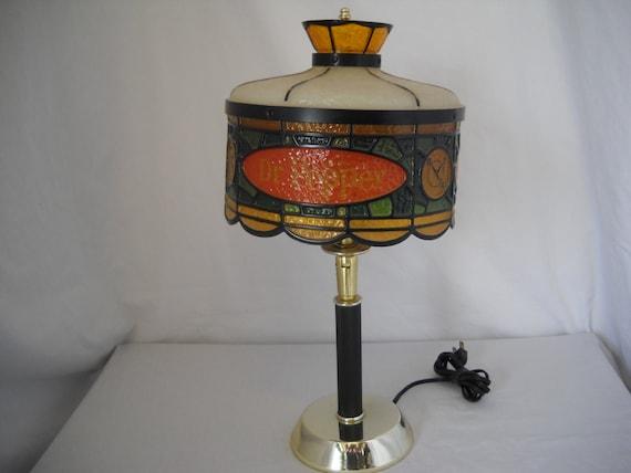 Dr Pepper Lamp : Vintage dr pepper desk lamp