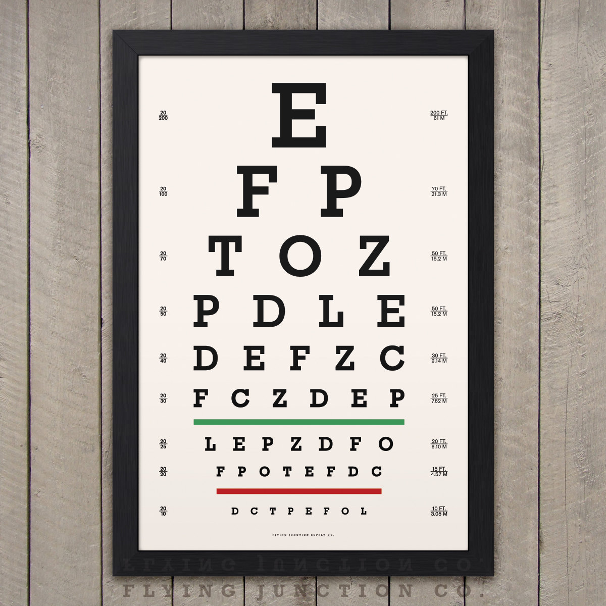 It's just an image of Sly Printable Snellen Eye Chart