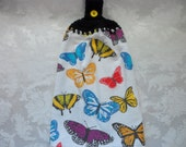 Hanging Double Kitchen Towel ButterflyTowel