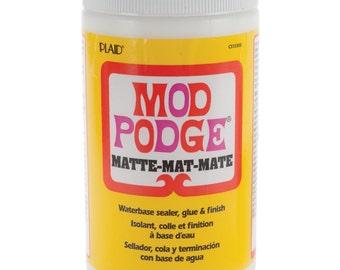 Mod Podge Matte Finish - 32 ounces (458844)