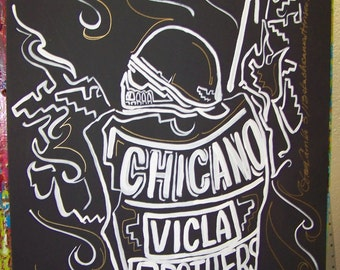Chicano Vicla Brother