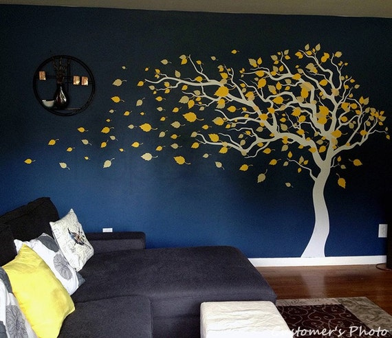 Tree Wall Decals Baby Room Decal Vinyl Wall Decal Wall