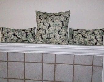 Money Pillows