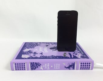 The Secret Garden Leather booksi for iPhone or iPod