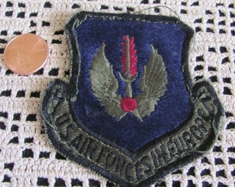 US Air Forces in Europe Military Patch Vietnam War Era