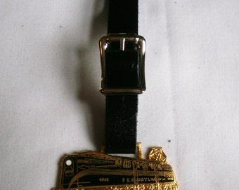 Pennsylvania Railroad Pocket Watch Fob