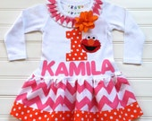 Items similar to Personalized Chevron number Birthday ...
