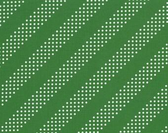 Dottie in Picnic Green, Cotton+Steel Basics, Rashida Coleman Hale, RJR Fabrics, 100% Cotton Fabric, 5002-009