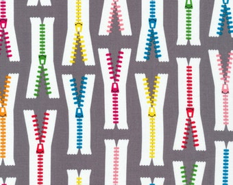 Sew Yummy Zippy, Monica Solorio-Snow, 100% GOTS-Certified Organic Cotton, Cloud9 Fabrics,123033