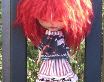 Blythe  SALE Smock Top & Skirt  (BD69814)