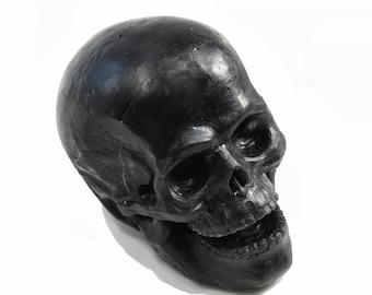 Black Skull Decorative Gift Soap